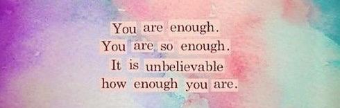 enougha